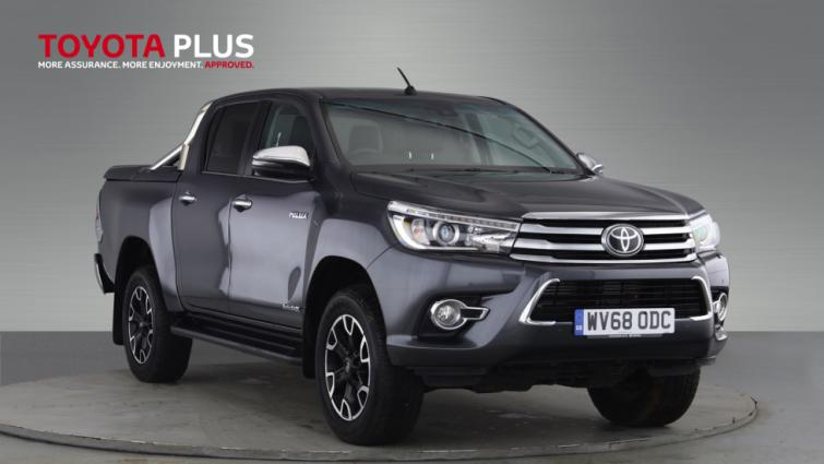 New Toyota Hilux Diesel vans for sale | Cheap Toyota Hilux