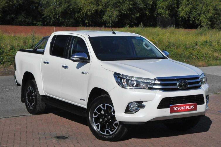 Toyota Hilux Invincible X D/Cab Pick Up 2.4 D-4D  diesel Double Cab Pick-up