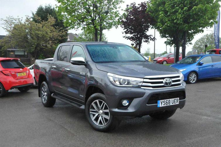 New Toyota Hilux Diesel vans for sale   Cheap Toyota Hilux