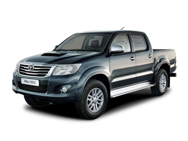 Toyota Hilux Invincible D/Cab P/Up 3.0 D-4D 4WD 171 Nav Lthr  diesel Double Cab Pick-up