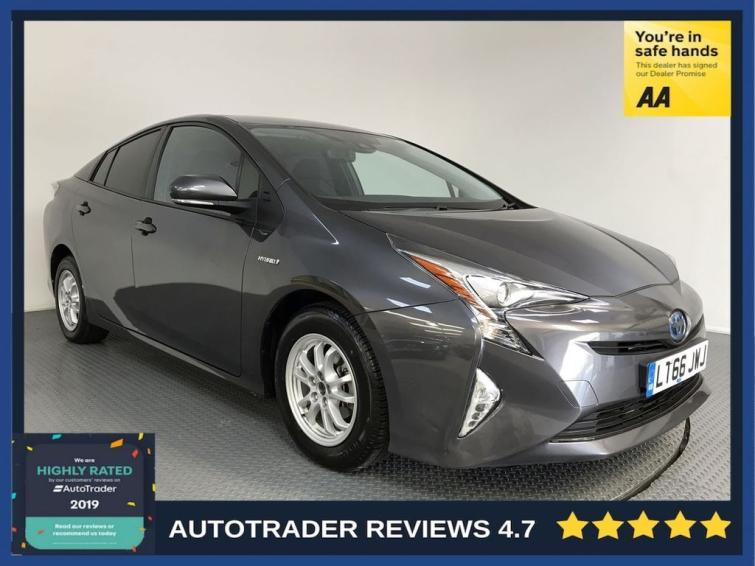 Toyota Prius Review and Buying Guide: Best Deals and Prices | BuyaCar