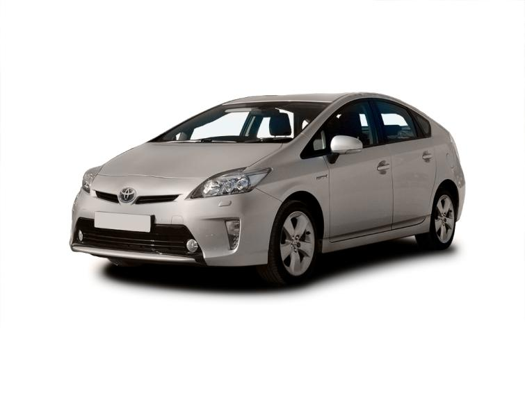 Toyota Prius 1.8 VVTi Plug-in 5dr CVT Auto [Leather]  hatchback