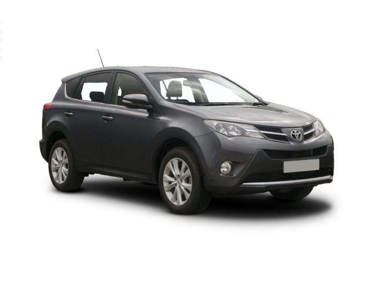 Toyota RAV4 2.0 D-4D Business Edition TSS 5dr 2WD  diesel estate