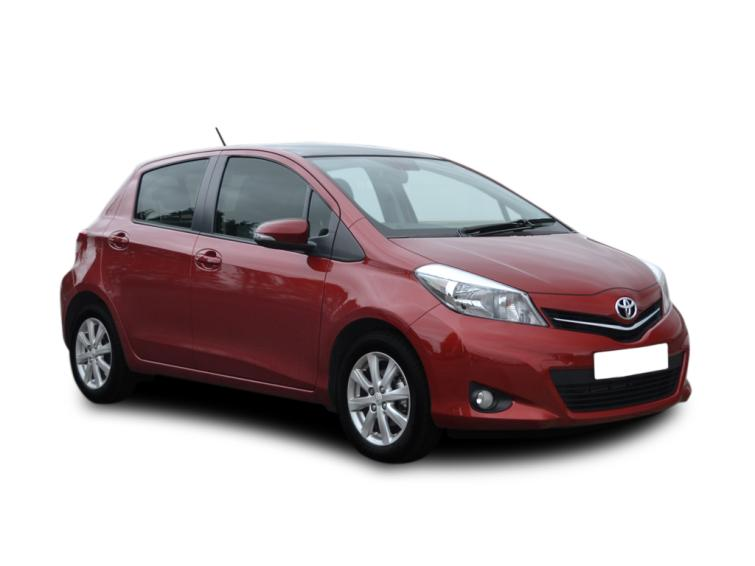 Toyota Yaris 1.33 VVT-i Icon+ 5dr  hatchback (2011-2014)