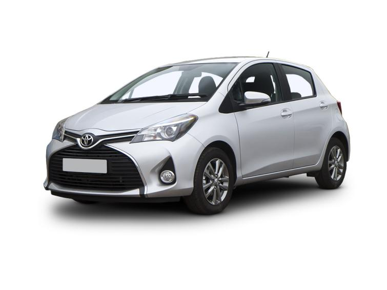 Toyota Yaris 1.5 Hybrid Icon 5dr CVT [Leather]  hatchback