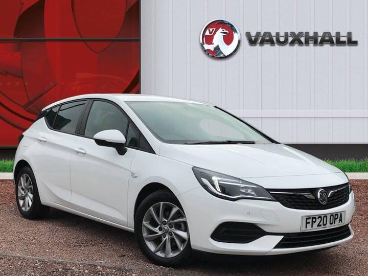 Vauxhall Astra Business Edition Nav