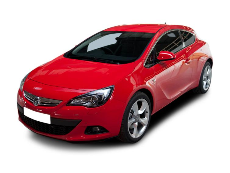 Vauxhall GTC 1.6 CDTi 16V ecoFLEX Limited Ed 3dr [Nav/Leather]  coupe special editions