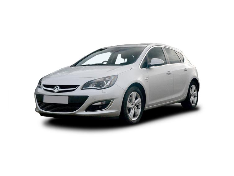 Vauxhall Astra 1.4T 16V Limited Edition 5dr [Leather]  hatchback special eds (2012-2015)
