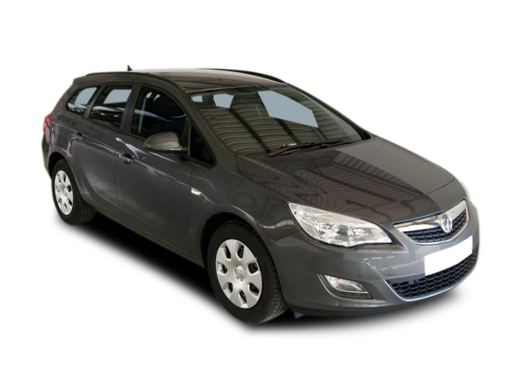 Vauxhall Astra 2.0 CDTi 16V SRi [165] 5dr [Start Stop]  diesel sports tourer (2010-2012)