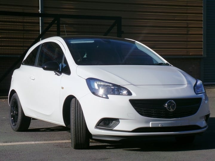 Vauxhall Corsa Griffin