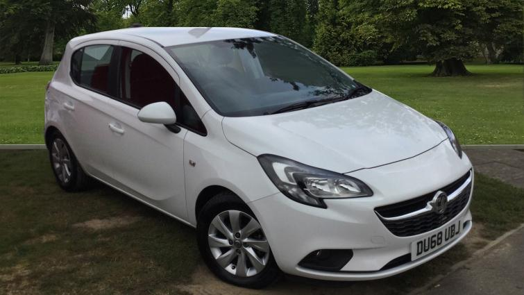 Vauxhall Corsa Design