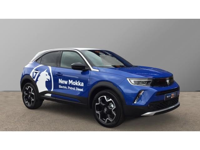 Vauxhall Mokka Launch Edition