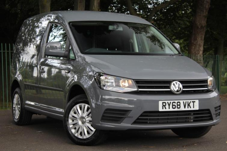 Volkswagen Caddy 2.0 TDI BlueMotion Tech 102PS + Trendline [AC] Van  c20 diesel