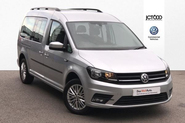 Volkswagen Caddy review | Auto Express