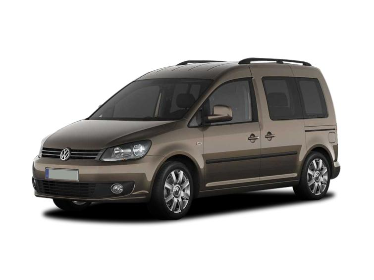 Volkswagen Caddy Maxi C20 1.6 TDI 5dr Caddy maxi life c20 diesel estate