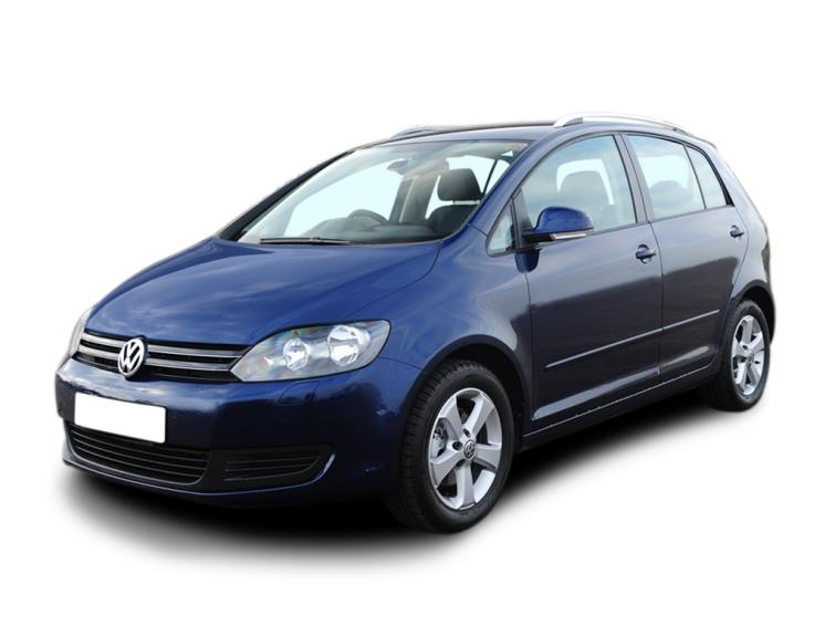 new volkswagen golf plus 1 6 tdi 105 se 5dr dsg diesel. Black Bedroom Furniture Sets. Home Design Ideas