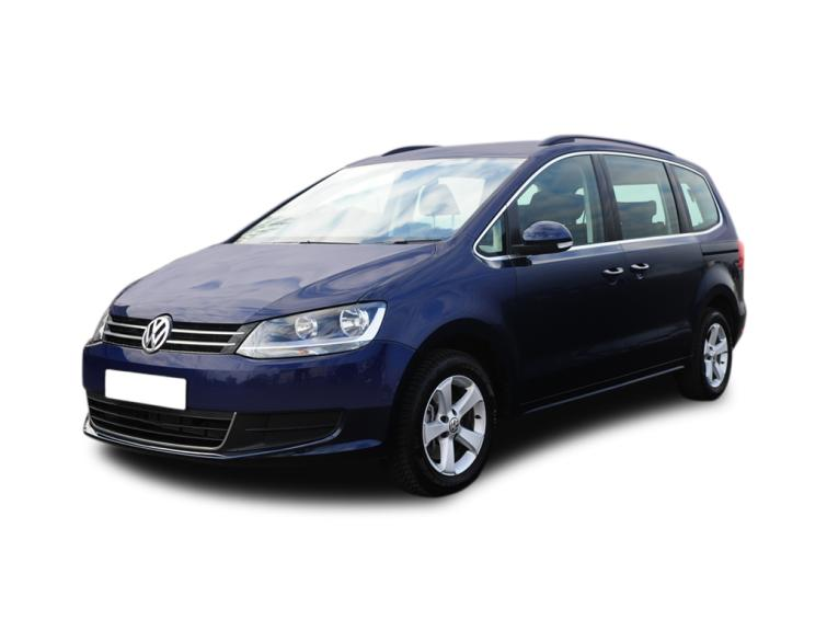 Volkswagen Sharan 2.0 TDI CR BlueMotion Tech 150 SE Nav 5dr DSG  diesel estate