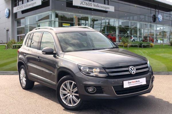 Volkswagen Tiguan review | Auto Express