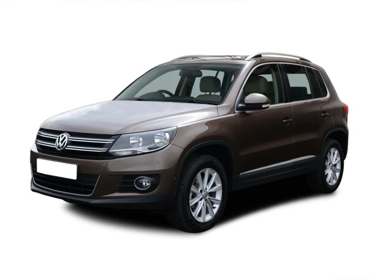 Volkswagen Tiguan 2.0 TDi BlueMotion Tech Match Edition 150 5dr DSG  diesel estate