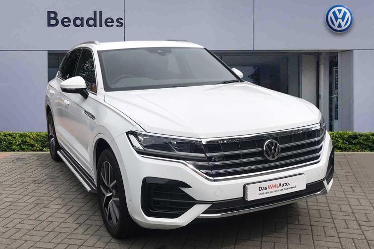Volkswagen Touareg review | Auto Express
