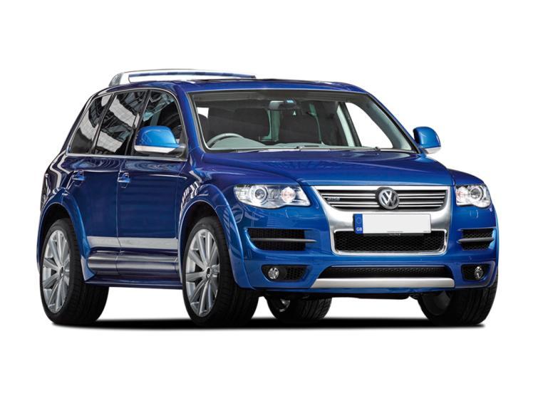 volkswagen touareg 5 0 v10 tdi dpf r50 5dr tip auto diesel. Black Bedroom Furniture Sets. Home Design Ideas