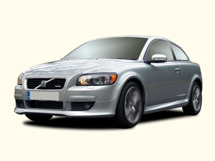 volvo c30 2 0d r design 3dr powershift diesel sports coupe. Black Bedroom Furniture Sets. Home Design Ideas