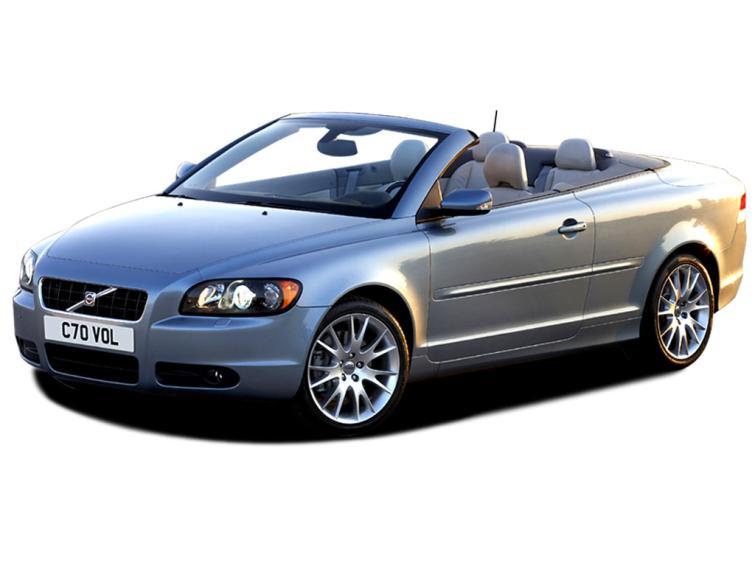 volvo c70 se 2dr coupe convertible for sale. Black Bedroom Furniture Sets. Home Design Ideas