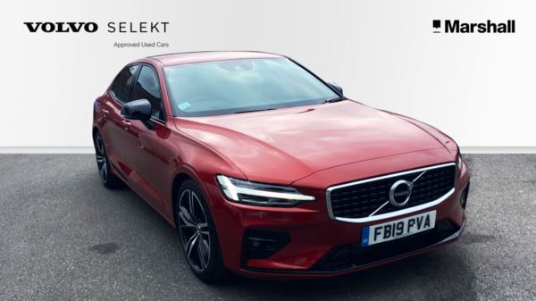 Volvo S60 Saloon review (2010-2018) | Auto Express