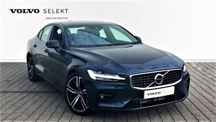 Used Volvo S60 review   Auto Express