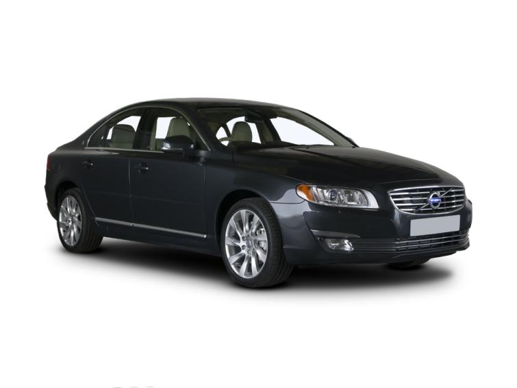Volvo S80 D4 [181] SE Lux 4dr Geartronic  diesel saloon
