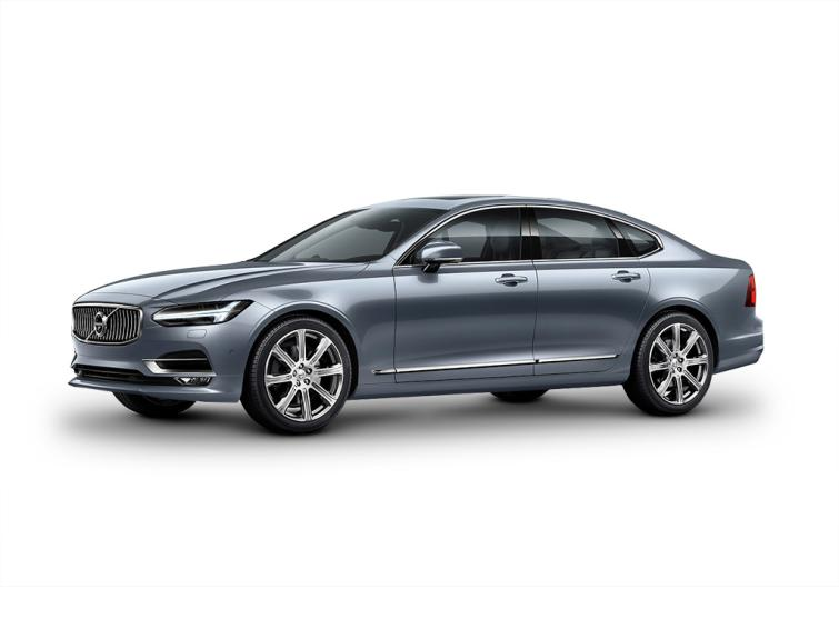 Volvo S90 2.0 D5 PowerPulse R DESIGN 4dr AWD Geartronic  diesel saloon