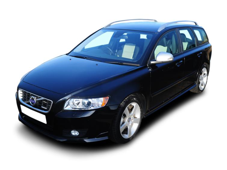 Volvo V50 D2 [115] R DESIGN Edition 5dr diesel sportswagon Discounted Cars