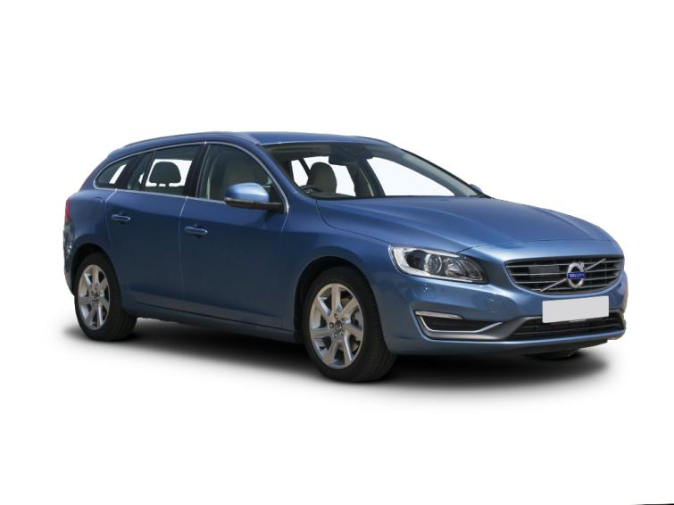 Volvo V60 D4 [190] Cross Country Lux Nav 5dr Geartronic  diesel sportswagon
