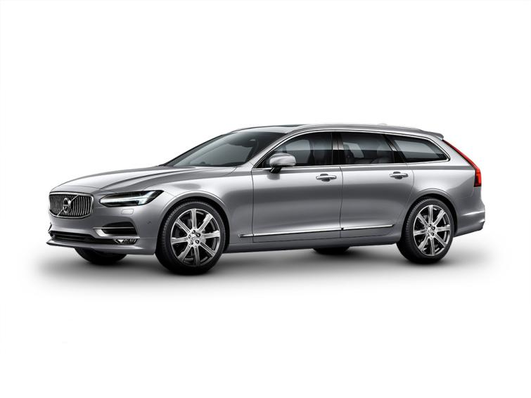 Volvo V90 2.0 D5 PowerPulse R DESIGN 5dr AWD Geartronic  diesel estate