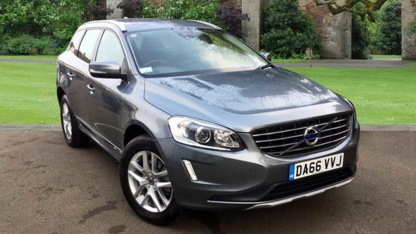 Used Volvo Xc60 Review Auto Express