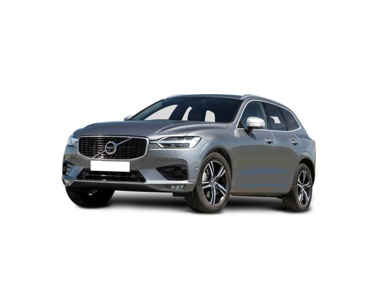 Volvo XC60 2.0 D5 PowerPulse R DESIGN Pro 5dr AWD Geartronic  diesel estate