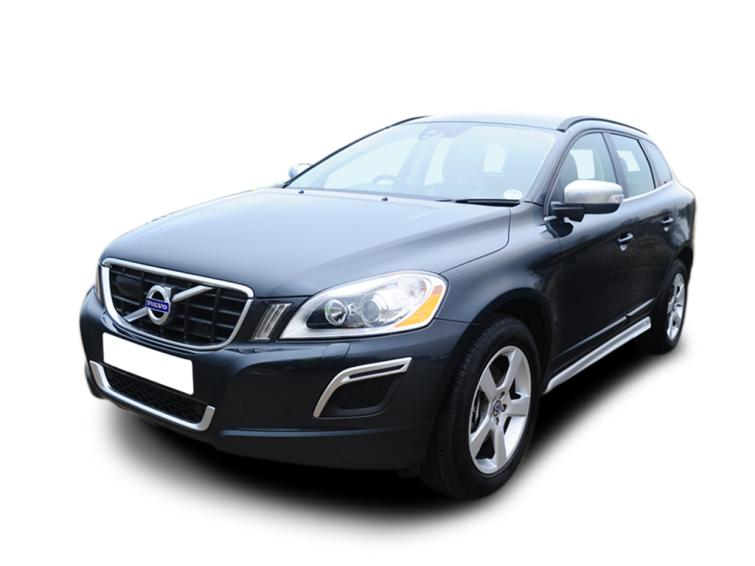 Volvo XC60 D5 [205] R Design SE 5dr AWD Geartronic  diesel estate