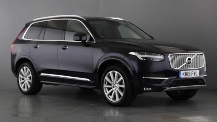 Volvo XC90 SUV 2019 review   Carbuyer